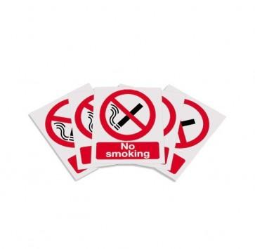 Standard No Smoking Sign