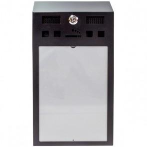 XL Slim Cigarette Binwith A4 Panel (BDW24)